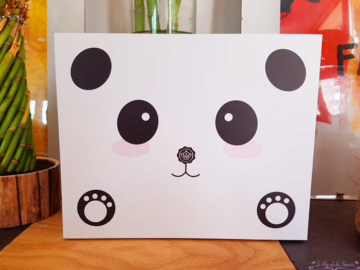 GLOSSYBOX : La Panda Box