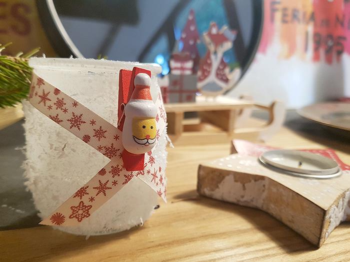 NOEL 2017 : Mes décos DIY pour Noël