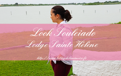 LOOK : Total Look Souleido au Lodge Sainte Hélène