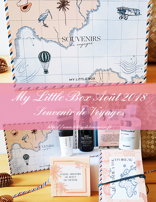 MY LITTLE BOX : Souvenir de Voyages