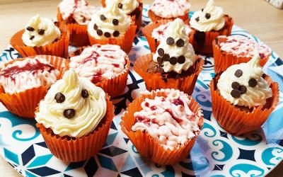 RECETTE : Les Cupcakes d'Halloween