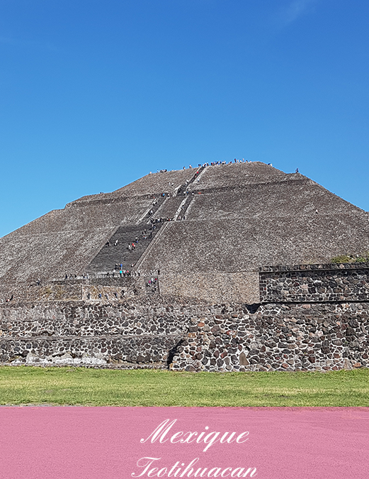 MEXICO : Teotihuacan
