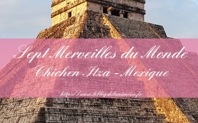 MEXICO : Chichen Itza