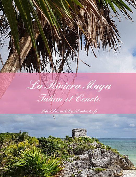 MEXICO : Tulum et Un Cenote