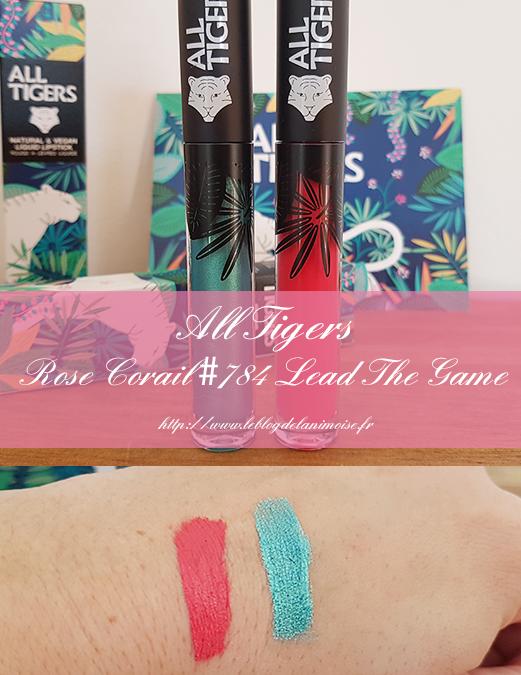 Le Rouge à Lèvres Parfait d'All Tigers