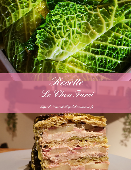 RECETTE : Le Chou Farci