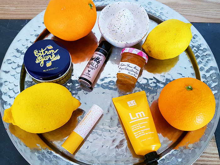 MY LITTLE BOX MARS 2019 : Le plein de Vitamines