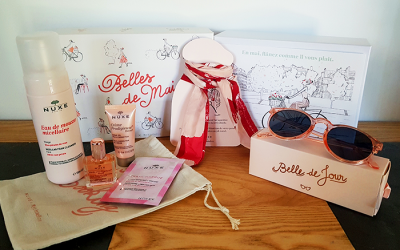 MY LITTLE BOX MAI 2019 : Belle de Mai avec Nuxe