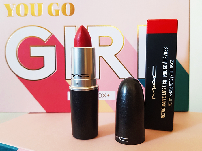 Birchbox Septembre 2019 : You Go Girl