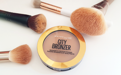 Maybelline et son City Bronzer