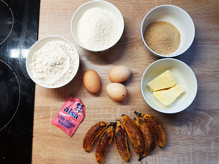 Blog Nimoise Blog Nimes Recette Banana Coco Bread 2
