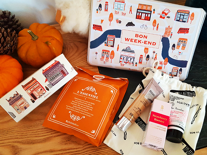 My Little Box Octobre 2019 Blog Nimes Blog Nimoise 5
