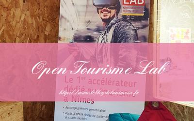 Nîmes : Découverte de l'Open Tourisme Lab