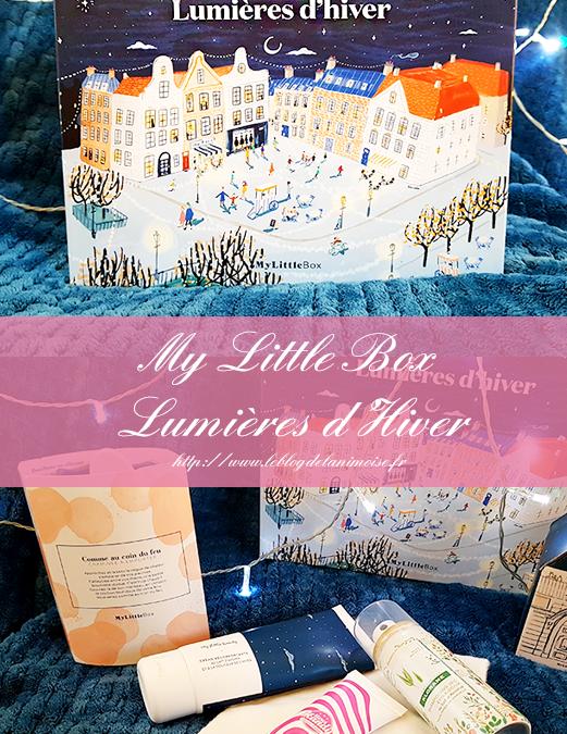My Little Box Novembre 2019 : Lumières d'Hiver