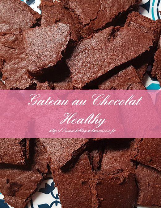 Recette : Le Gâteau au Chocolat Healthy