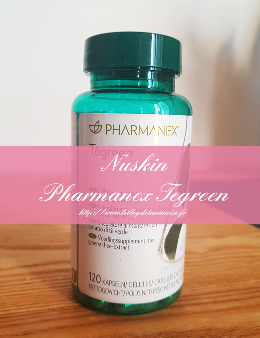 NuSkin : Cure Tegreen Pharmanex
