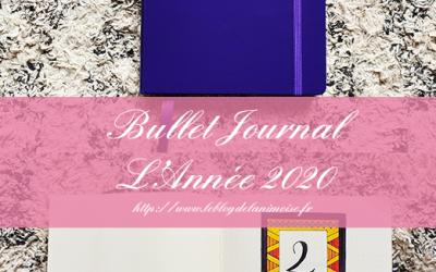 Le Bullet Journal de 2020