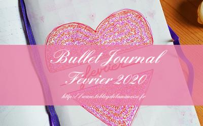 Bullet Journal : Février 2020