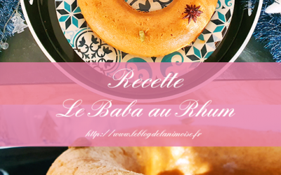 Recette : Le Baba au Rhum