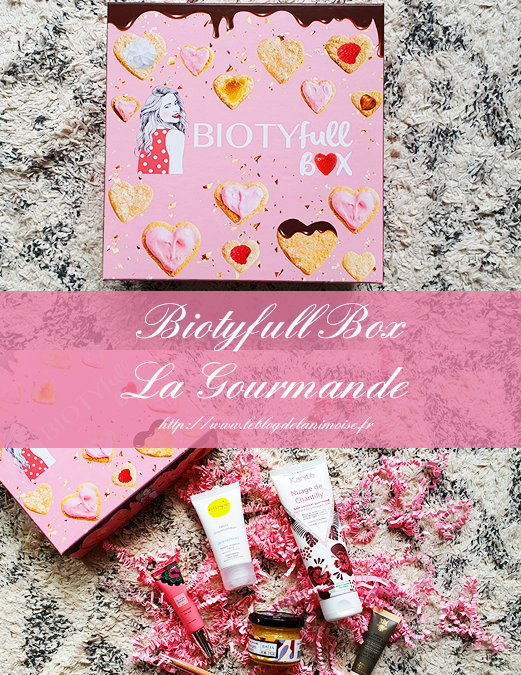 Biotyfull Box : Saint Valentin Gourmande