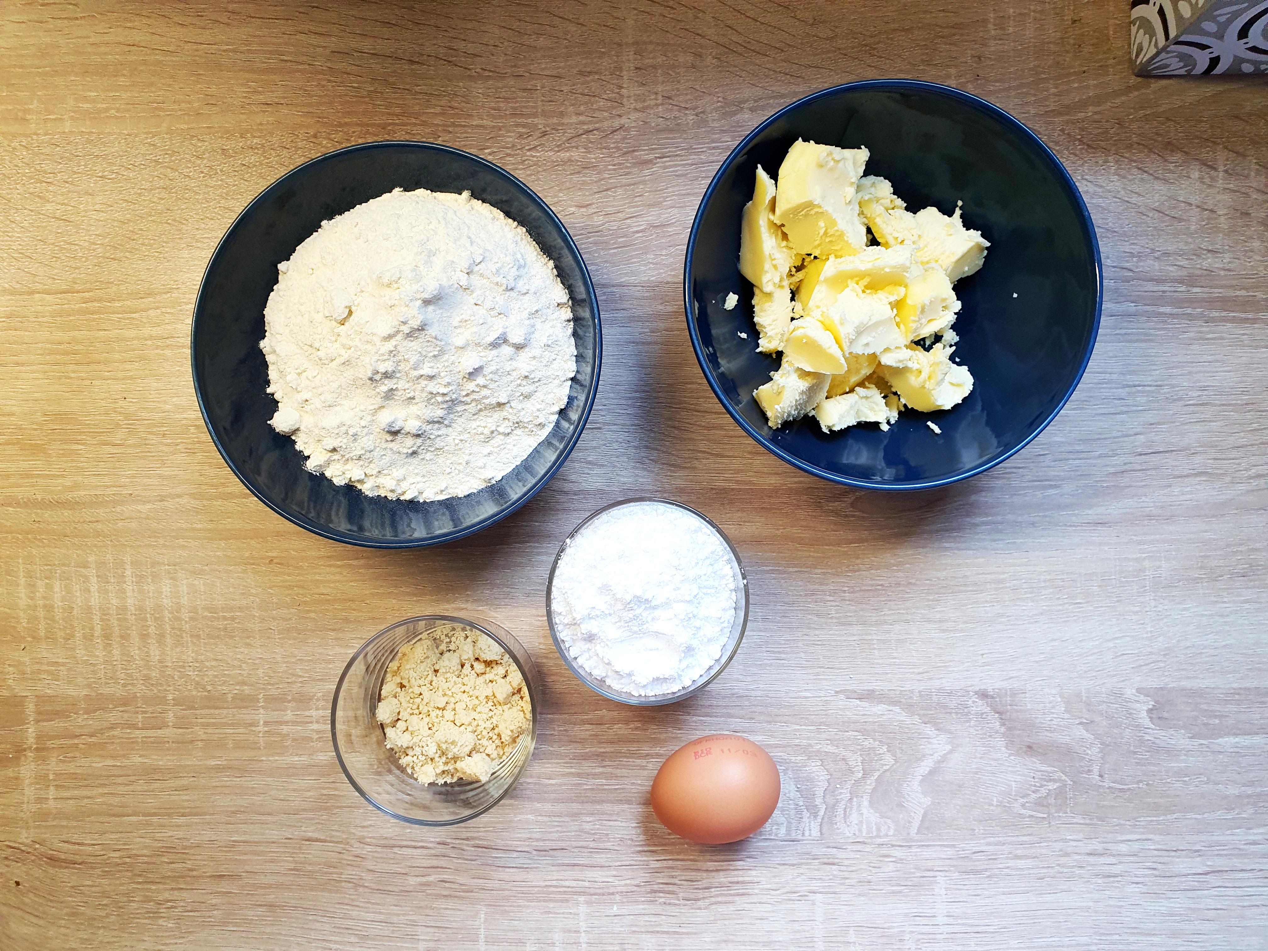 recette tartelette citron lemon curd sans oeuf blog nimoise nimes 1