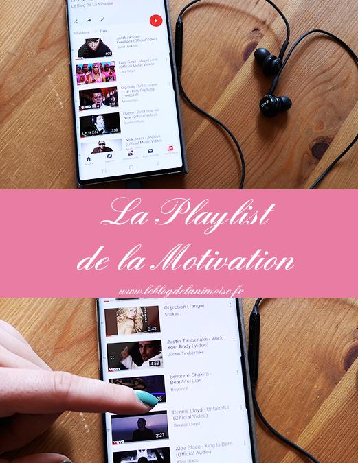 La Playlist de la Motivation
