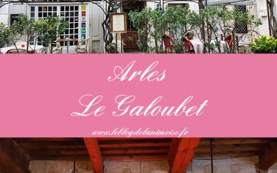 Arles : Le Galoubet