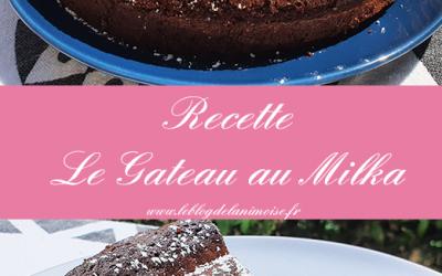 Recette : Le Gâteau au Milka