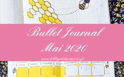 Bullet Journal : Mai 2020