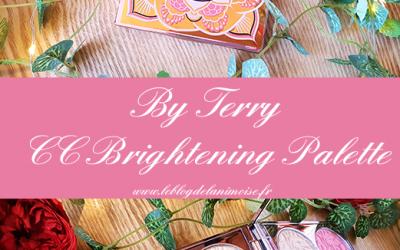 La CC Brightening Palette de By Terry