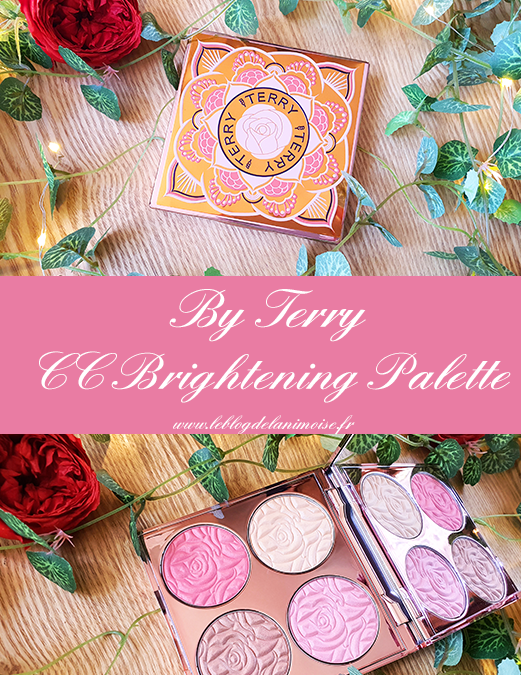 La CC Brightening Palette de By Terry
