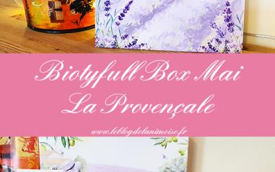 Biotyfull Box Mai 2020 : La Provençale